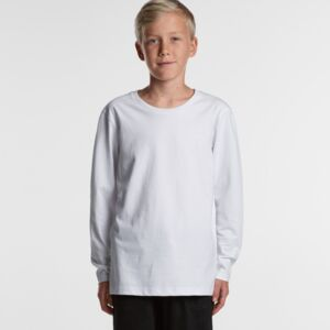 KIDS LONG SLEEVE TEE Thumbnail